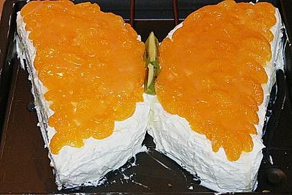 Sahniger Mandarinen - Falter 121