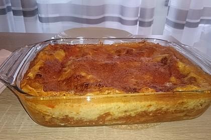Béchamel-Hackfleisch-Lasagne 23