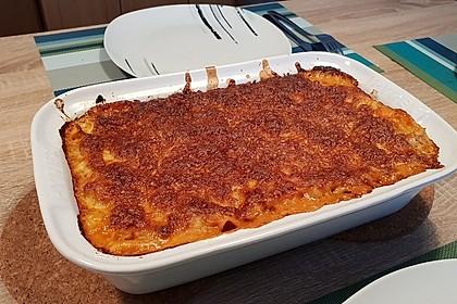 Béchamel-Hackfleisch-Lasagne 6