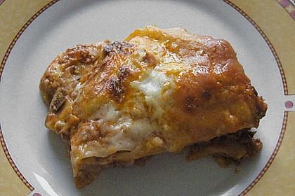 Béchamel-Hackfleisch-Lasagne 75