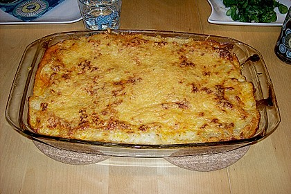 Béchamel-Hackfleisch-Lasagne 26