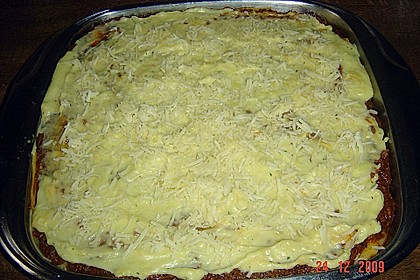 Béchamel-Hackfleisch-Lasagne 85