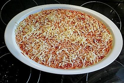 Béchamel-Hackfleisch-Lasagne 29