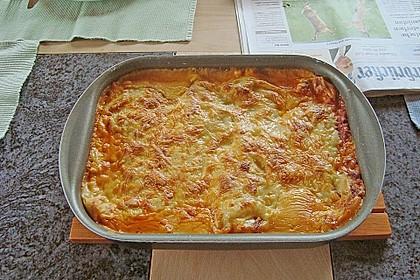 Béchamel-Hackfleisch-Lasagne 45