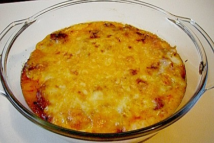Béchamel-Hackfleisch-Lasagne 120