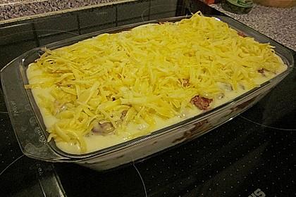 Béchamel-Hackfleisch-Lasagne 49