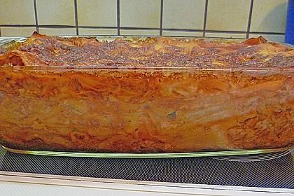Béchamel-Hackfleisch-Lasagne 107