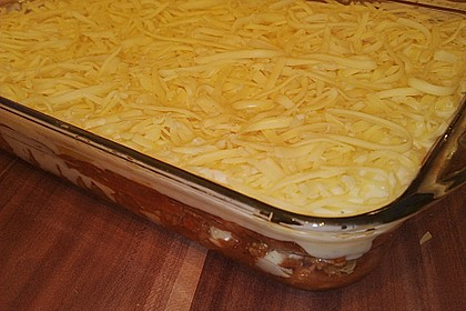 Béchamel-Hackfleisch-Lasagne 22