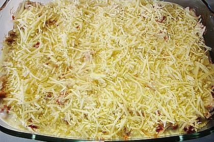 Béchamel-Hackfleisch-Lasagne 25