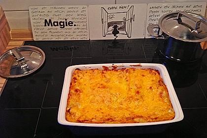 Béchamel-Hackfleisch-Lasagne 101