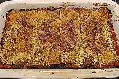 Béchamel-Hackfleisch-Lasagne 110