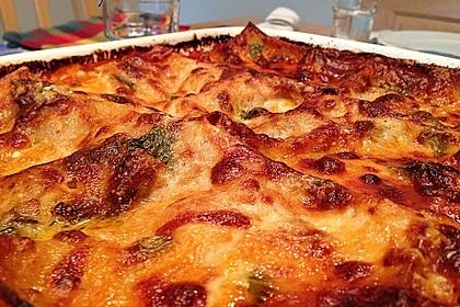 Béchamel-Hackfleisch-Lasagne 72