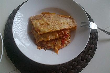 Béchamel-Hackfleisch-Lasagne 73