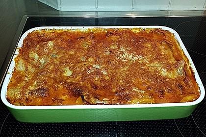 Béchamel-Hackfleisch-Lasagne 20
