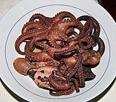 Oktopus auf Galicische Art (Bild)