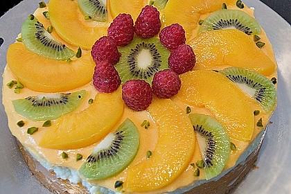 Multivitamin-Torte 20
