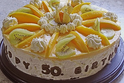Multivitamin-Torte 30