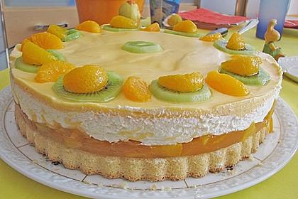 Multivitamin-Torte 135