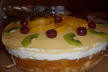 Multivitamin-Torte 205