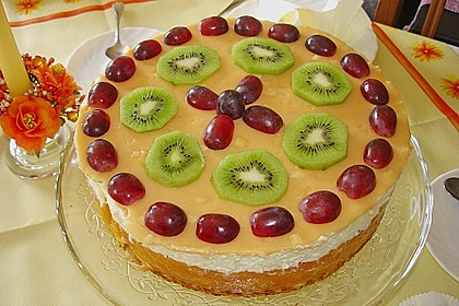 Multivitamin-Torte 70