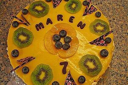 Multivitamin-Torte 123