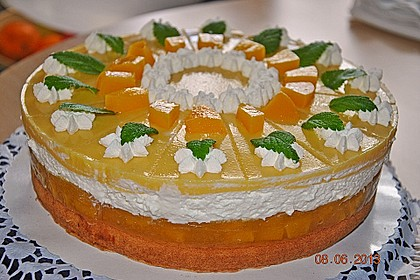 Multivitamin-Torte 23