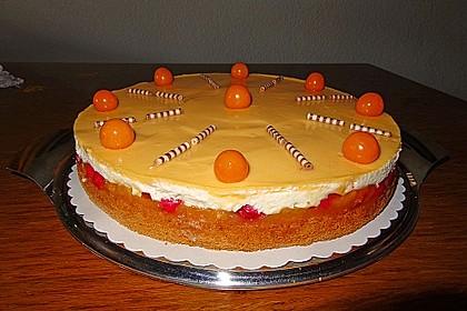 Multivitamin-Torte 100