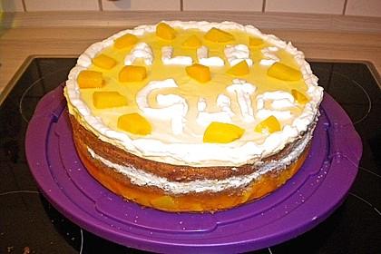 Multivitamin-Torte 164
