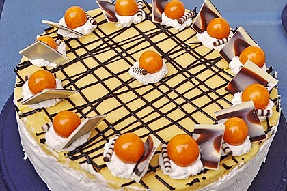 Multivitamin-Torte 1