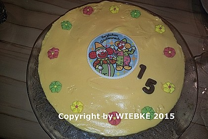 Multivitamin-Torte 146