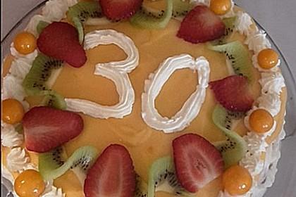 Multivitamin-Torte 211