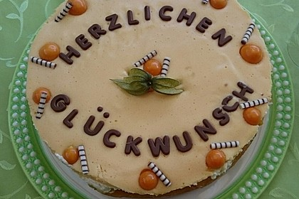 Multivitamin-Torte 121