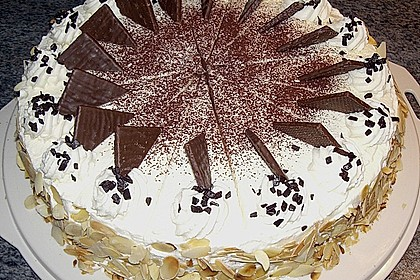 Schoko - Trüffel - Torte