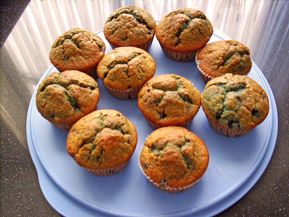 saftige heidelbeer muffins low fat 30 rezept mit bild. Black Bedroom Furniture Sets. Home Design Ideas