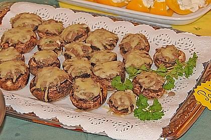 Patè in Champignons