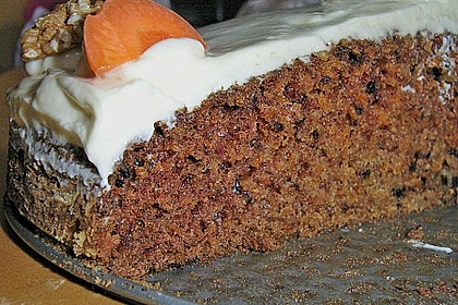 Delicious Cream Cheese Carrot Cake 9