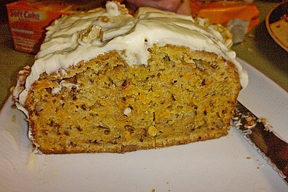 Delicious Cream Cheese Carrot Cake 11