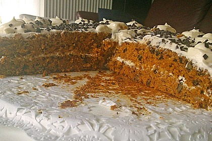 Delicious Cream Cheese Carrot Cake 10