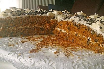 Delicious Cream Cheese Carrot Cake 11
