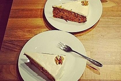 Delicious Cream Cheese Carrot Cake 5
