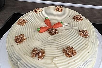 Delicious Cream Cheese Carrot Cake 4