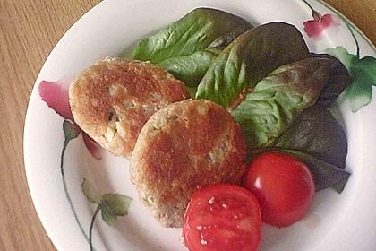 Romadurküchle auf Salat 3