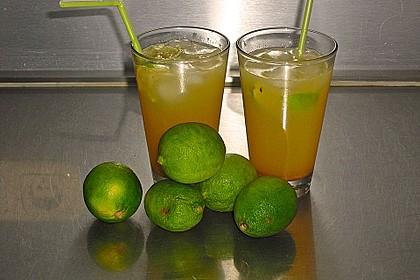 Alkoholfreier Caipi à la Dready