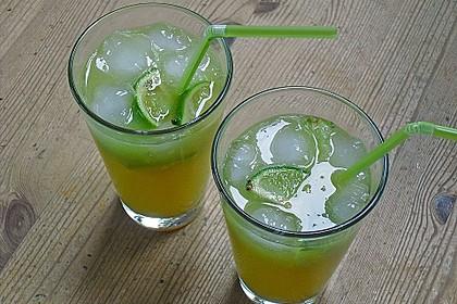 Alkoholfreier Caipi à la Dready 1