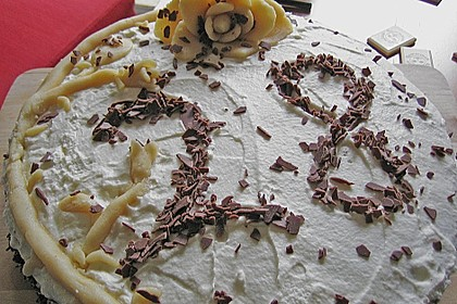 Mohn - Marzipan - Torte 9