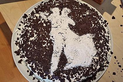 Mohn - Marzipan - Torte 6