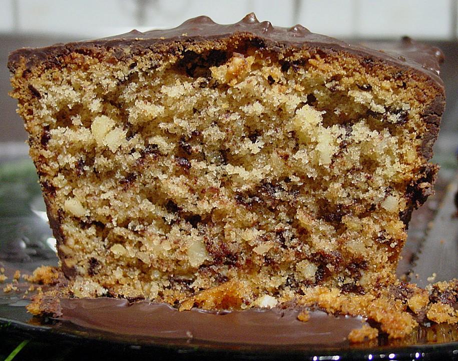 Kuchen mit schoko nikolausen