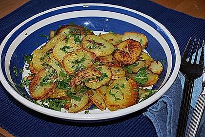 Portugiesische Bratkartoffeln 0