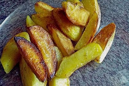 Portugiesische Bratkartoffeln 1