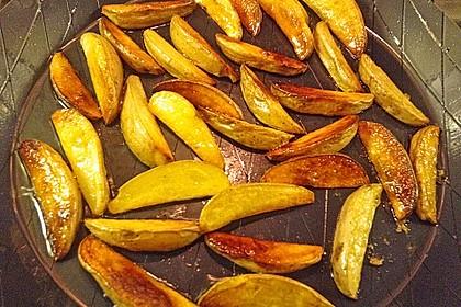 Portugiesische Bratkartoffeln 2